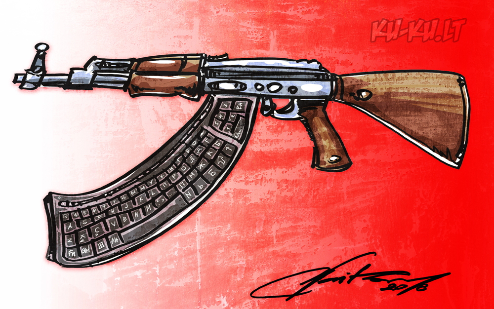 Vaitkus Ramūnas - Kalashnikov