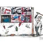 Karikatūra - Cenzūra