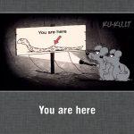 Jūs esate čia... / You are here...